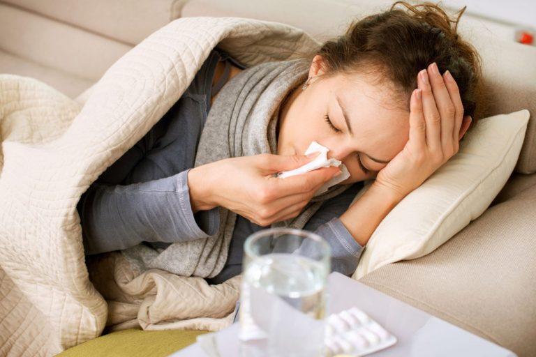 Grip Hastaları İle Aranızda Mesafe Bulunmalı!